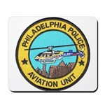 Philadelpia PD Air Ops Mousepad