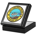 Philadelpia PD Air Ops Keepsake Box