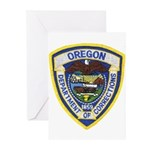 Oregon Corrections Greeting Cards (Pk of 10)