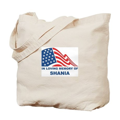 Loving Memory of Shania Tote Bag