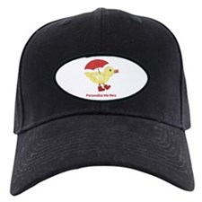Personalized Duck in Boots Baseball Hat