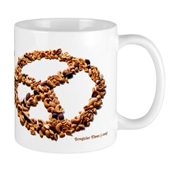 Nuts for Peace Coffee Mug