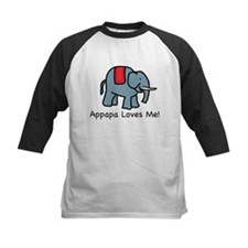 Appapa Loves Me Elephant Tee