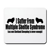 Shetland Sheepdog Mousepad