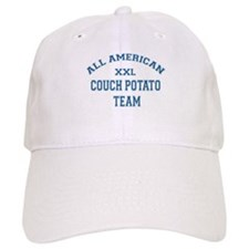 AA Couch Potato Team Baseball Cap