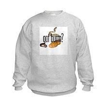Got Burm? Apparel Sweatshirt