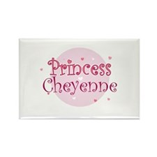 Cheyenne Rectangle Magnet (10 pack)