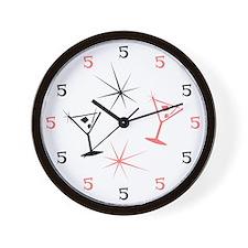 It's 5 o'clock Somewhere Wall Clock