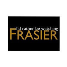Frasier Rectangle Magnet