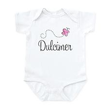 Pretty Dulcimer Onesie