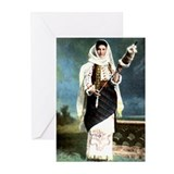 &quot;Vintage Romania&quot; Greeting Cards (Pk of 10)