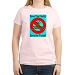 Save the Firefly Women's Pink T-Shirt