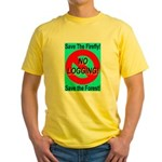 Save the Firefly Yellow T-Shirt