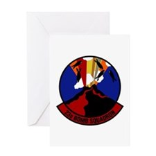 23rd Bomb Squadron Greeting Card