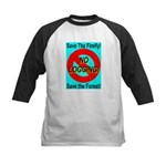 Save the Firefly Kids Baseball Jersey
