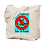 Save the Firefly Tote Bag