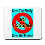 Save the Firefly Mousepad