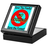 Save the Firefly Keepsake Box