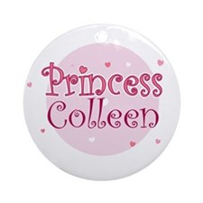 Colleen Ornament (Round)
