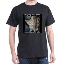 Tab Kitten T-Shirt