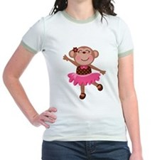 Monkey Ballerina T-Shirt
