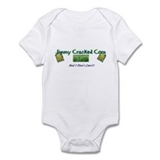 Jimmy Cracked Corn Infant Bodysuit