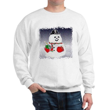 Winter Snowman Sweatshirt
