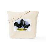 Crevecoeur Chickens Tote Bag