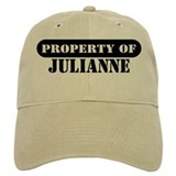 Property of Julianne Hat