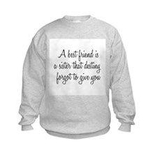 Best Friend Sweatshirt