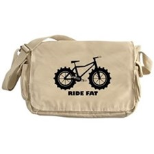 Ride Fat Messenger Bag