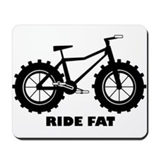 Ride Fat Mousepad