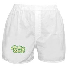 Bright and Shiny Boxer Shorts