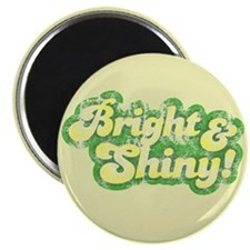 Bright and Shiny Magnet