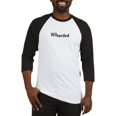 wiitarded Baseball Jersey