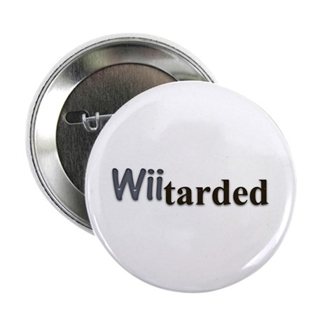 "wiitarded 2.25"" Button (10 pack)"