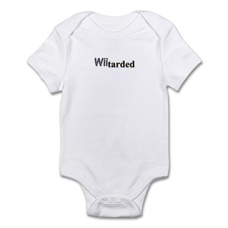 wiitarded Infant Bodysuit