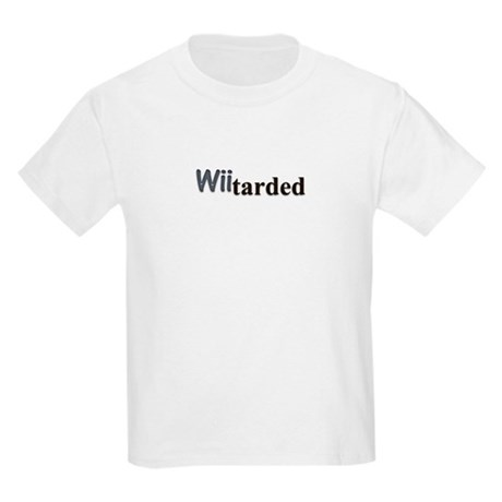 wiitarded Kids T-Shirt
