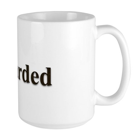 wiitarded Large Mug