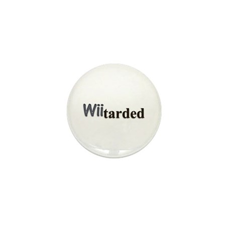 wiitarded Mini Button
