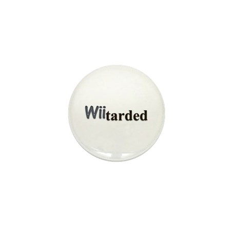 wiitarded Mini Button (100 pack)
