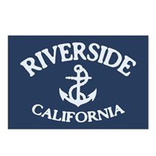 Riverside Sailing Postcards (Package of 8)