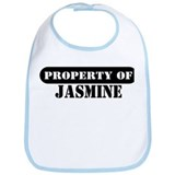 Property of Jasmine Bib