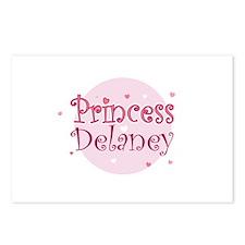 Delaney Postcards (Package of 8)