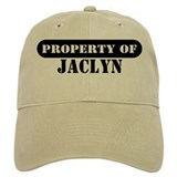 Property of Jaclyn Cap