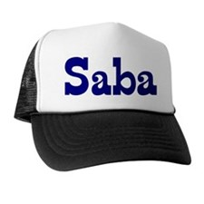 Saba Trucker Hat