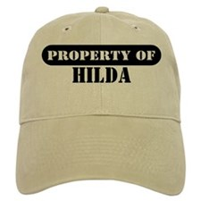 Property of Hilda Baseball Cap