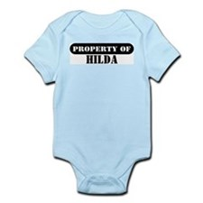 Property of Hilda Infant Bodysuit