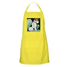 "Fox Terrier ""Waiting"" BBQ Apron"