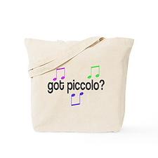 Funny Got Piccolo Tote Bag
